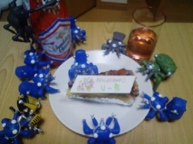 タチコマケーキ