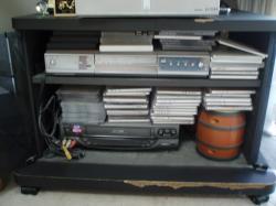 DVDディスク何枚あるかな