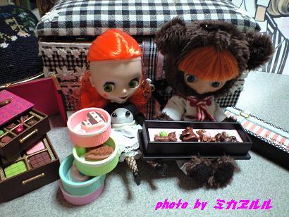 チョコレートCA390033