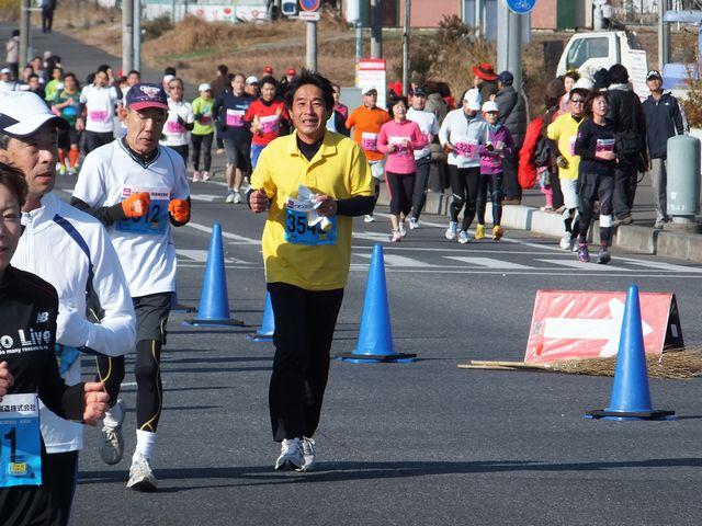 マラソン36