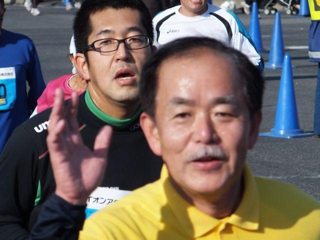マラソン35