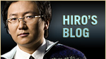 Heroes HIRO'S Blog