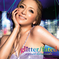 glitter / fated CD+DVD