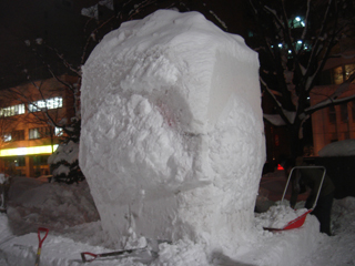 2008年2月1日(3日目)ー1