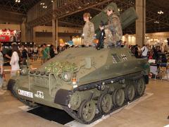 空挺戦闘車 ヴィーゼル2 1