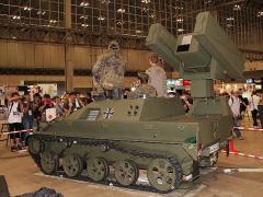 空挺戦闘車 ヴィーゼル2 2