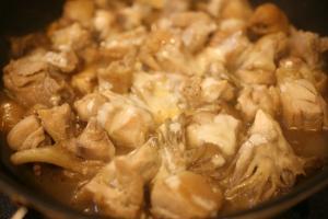 とり漬けチーズ焼き