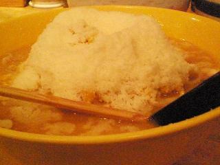 元祖マルキュー味噌チーズラーメン 900円
