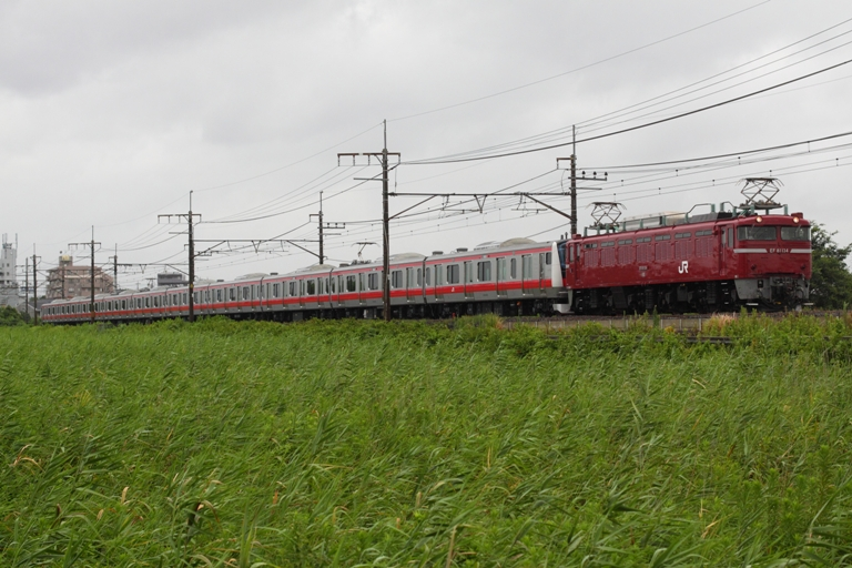 京葉E233配給 146