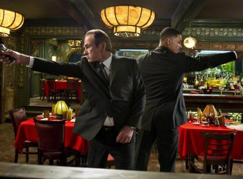Men in Black 3 New Picture