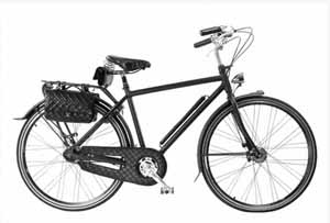 シャネル自転車