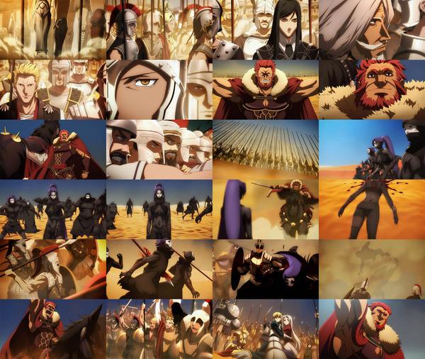 イスカンダルの軍勢