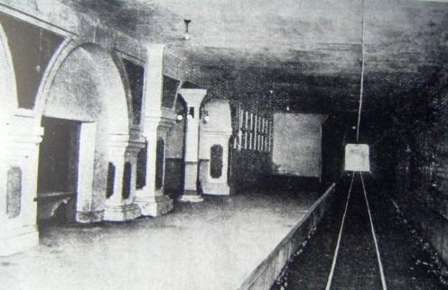 地下仙台駅