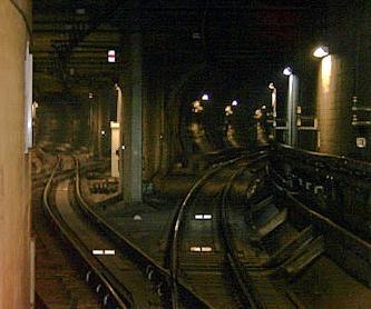 霞ヶ関引込線
