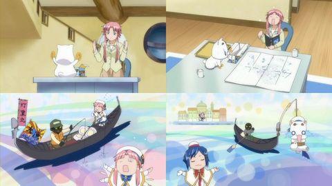(#アニメ) ARIA The ORIGINATION 第02話 「その 笑顔のお客さまは…」.avi_000163530_s
