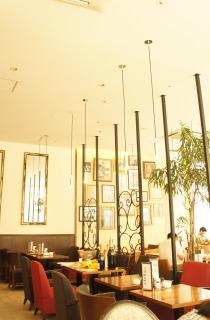 素敵なカフェです