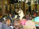 無病息災を祈る聖徒
