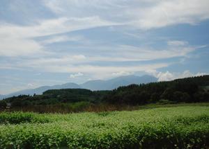 北杜市から清里方面への景色6
