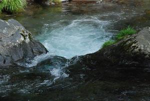 冷たい水の流れ40
