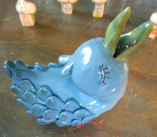 ミモザ青い鳥