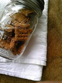 ザクザククッキー。