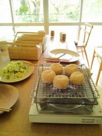 お昼ごはん。