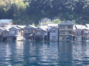 海の見える京都へ行こう~伊根の舟屋