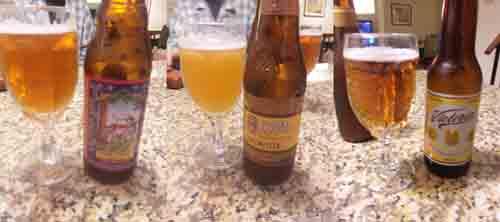 アメリカで飲んだビール1