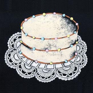 パステルケーキ