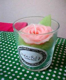 rosecandle