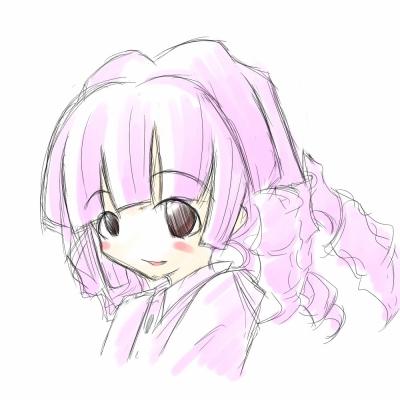 セイさん作・花姫♪
