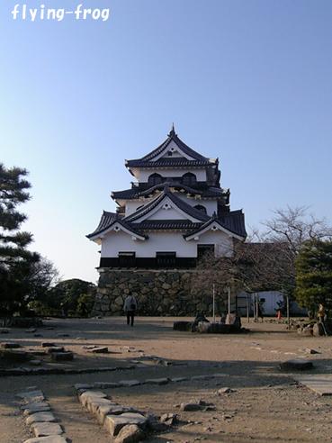 2008.1多賀参り 彦根城