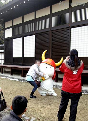2008.1多賀参り ひこにゃん