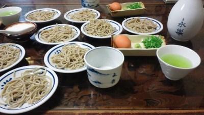 2011.5.22 出石皿そば