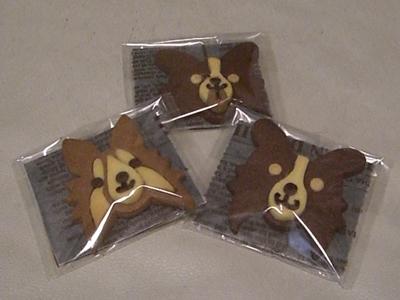 シフォルさん ありがとう すべて手作りクッキー