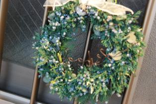 クリスマスリース2011