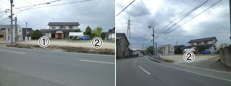 菊陽町新山1丁目分譲地