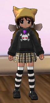 セーター黒