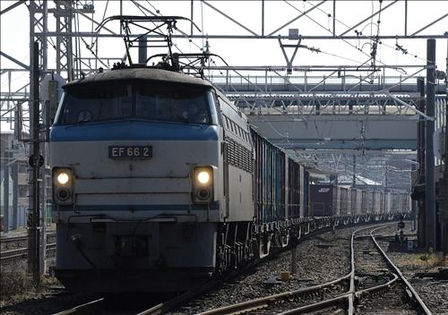 2071レ  EF66-2