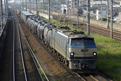 3561レ  EF66-9