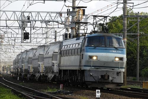 5767レ  EF66-110