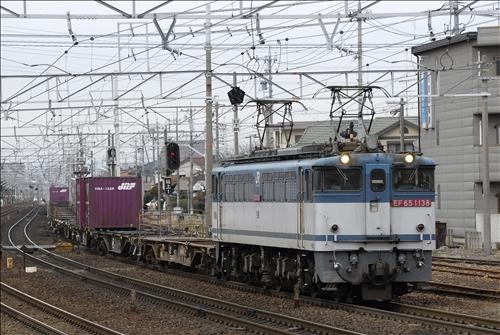 1552レ  EF65-1138