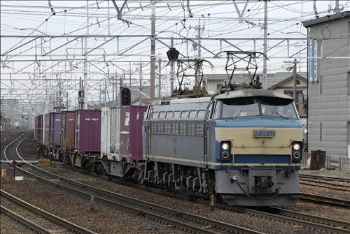 1070レ?  EF66-12