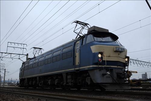 EF66-52(単機)