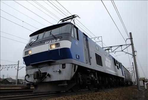 1076レ  EF210-8