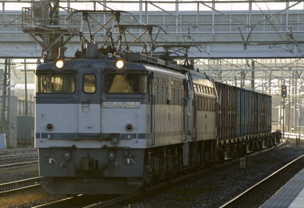 1151レ  EF65-1055
