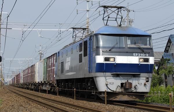 5070レ  EF210-2