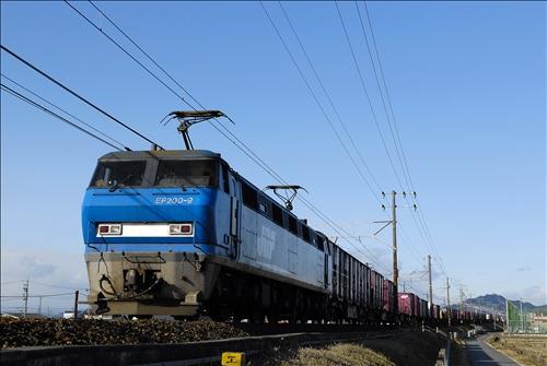 2090レ EF200-9
