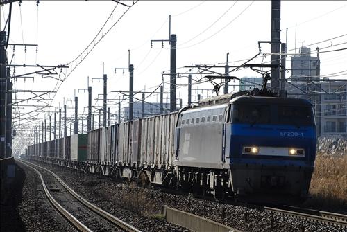 5071レ EF200-1