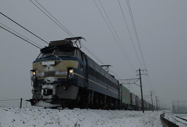 1056レ  EF66-27